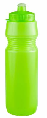 Sports Bottle - Sportec 12 750ml Ref 860 - Lime Green