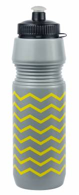 Sports Bottle - Sportec 12 750ml Ref 860 - Gray wtih Wrap Print