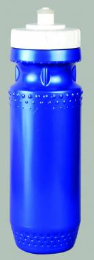 Sports Bottle - Sportec 3 600ml Ref 823- Metallic Blue