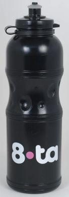 Sports Bottle - Sportec 4 750ml Ref 825 - Black