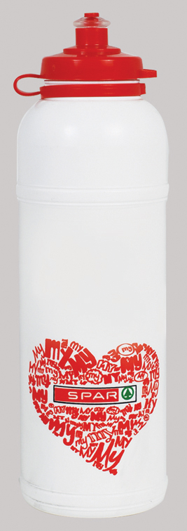 Sports Bottle - Sportec 6 750ml Ref 828 - White