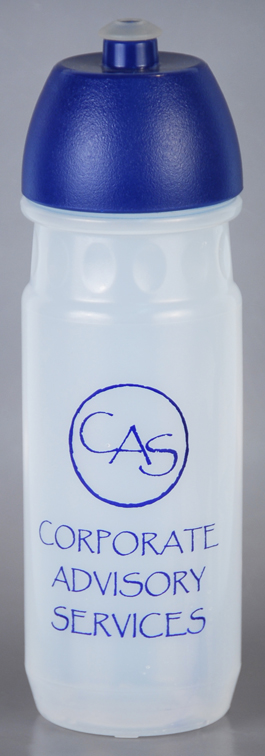 Sports Bottle - Sportec 8 700ml Ref 830 - Opaque with Blue Cap