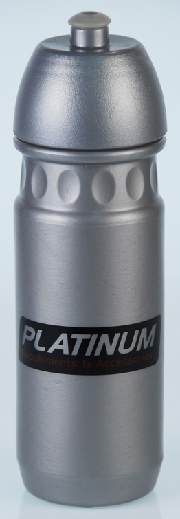 Sports Bottle - Sportec 8 700ml Ref 830 - Metallic Silver