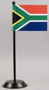 Ref. 730 & Ref. 731 - Flag Pole & Flag Pole Stand