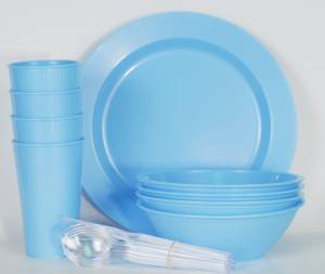 Picnic - Picnic Set Ref 483 - Baby Blue