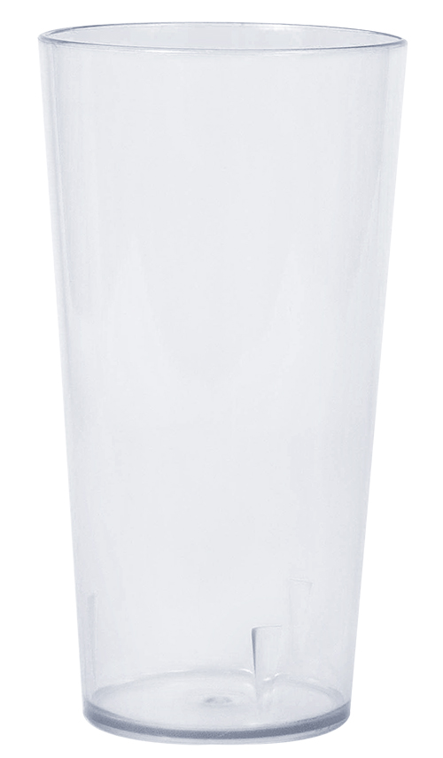 Drinkware - 600ml Tumbler Ref 486 - Clear