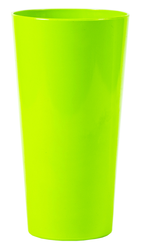 Drinkware - 600ml Tumbler Ref 486 - Neon Green