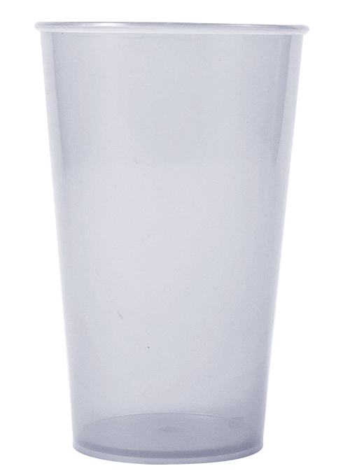 Drinkware - Tumbler 250ml Ref 415 - Clear