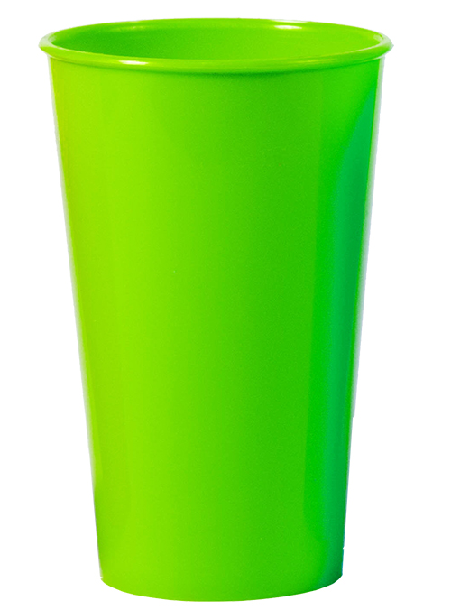 Drinkware - Tumbler 250ml Ref 415 - Neon Green