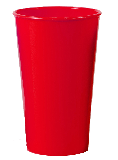 Drinkware - Tumbler 250ml Ref 415 - Red