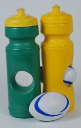 Ref. 820 - Sportec 2 - 750ml - with rugby stress ball