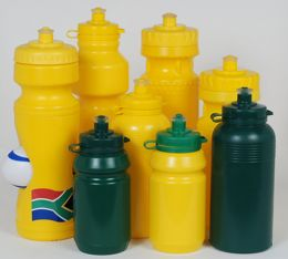 Large selection of sports bottles 300 - 750ml