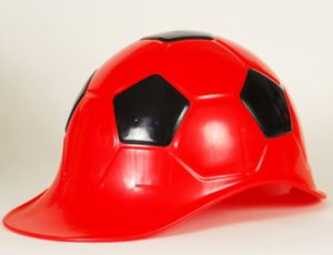 Ref. 1018 - Soccer Supporter Mine Helmet