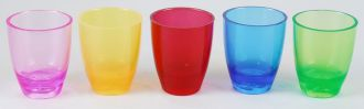 Ref. 413 - Single Shot Glass - Colours