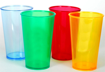 Ref. 415 - 250ml Tumbler - See through