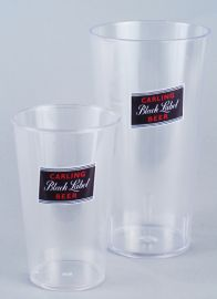 Ref. 415 - 250ml Tumbler, Ref. 486. - 600ml Tumbler - Black Label