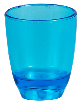 Shot Glass - 25ml Shot Glass Ref 413 - Turquoise