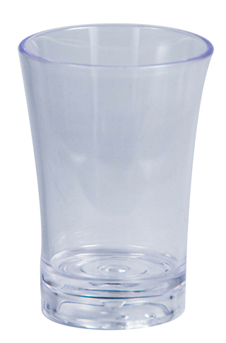 Shot Glass - 50ml Shot Glass Ref 797 - Clear
