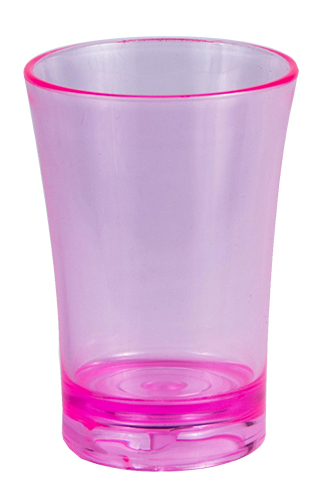 Shot Glass - 50ml Shot Glass Ref 797 - Pink