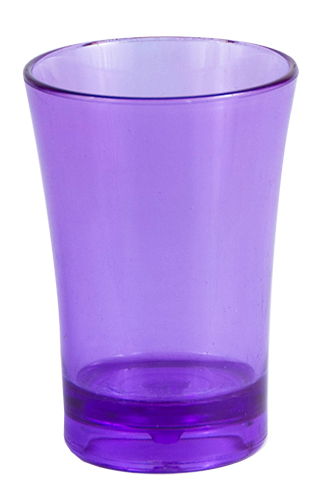 Shot Glass - 50ml Shot Glass Ref 797 - Purple