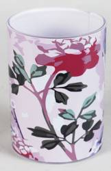 Pencil Cup Ref 221 - Pink Blossoms