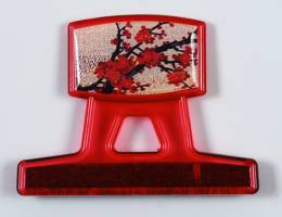 Computr - Computer Screen Cleaner Ref 171 - Red Blossoms