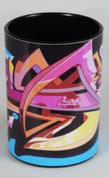 Pencil Cup - Pencil Cup Ref 239 - Graffiti