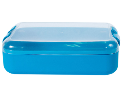 Lunch Box - Lumo Large Lunch Box Ref 1061 - Cyan