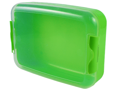 Lunch Box - Lumo Large Lunch Box Ref 1061 - Green