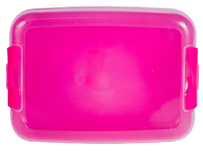 Lunch Box - Lumo Large Lunch Box Ref 1061 - Magenta
