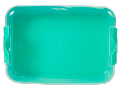 Lunch Box - Lumo Large Lunch Box Ref 1061 - Mint