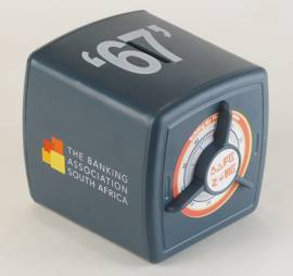 Money Box - Safe Money Box Ref 208 - Charcoal
