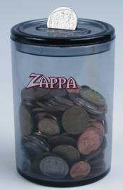 Money Box - Round Money Box Ref 727 -Charcoal