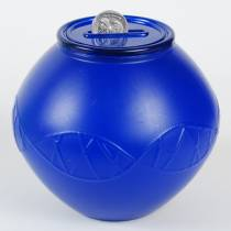 Money Box - Calabash Money Box Ref 1044 - Royal Blue