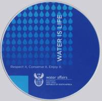 Mouse Pad Ref 694 - Water