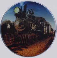 Mouse Pad Ref 694 - Trains