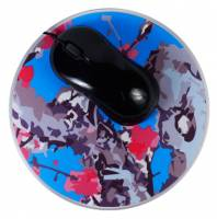 Mouse Pad Ref 694 - Cherry Blossom