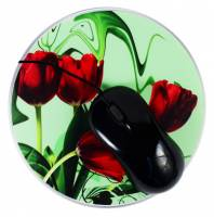 Mouse Pad Ref 694 - Tulips