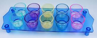 Tray  - Shot Glass Tray Ref 417