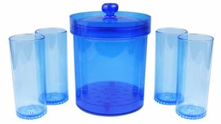 Bucket - Ice Bucket with Drip Tray Ref 418