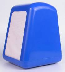 Serviette Dispenser - Serviette Dispenser Ref 1008 - Royal Blue