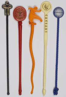 Swizzle Stick - Custom Moulded Swizzle Sticks Ref 400C