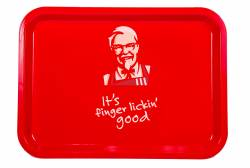 Tray - Rectangular Tray Available in Large, Medium & Small - KFC