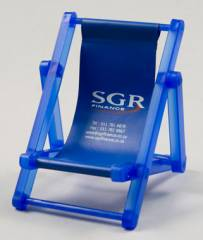 Cellphone Holder - Cell Phone Deck Chair Ref 702 - Royal Blue