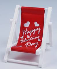 Cellphone Holder - Cell Phone Deck Chair Ref 702 - Red