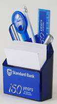 Stationery - Triangle Paper Pen Holder Ref 504 - Blue