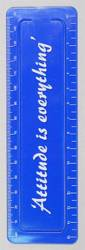 Ruler - Paperclip Ruler 15cm Ref 516 - Royal Blue