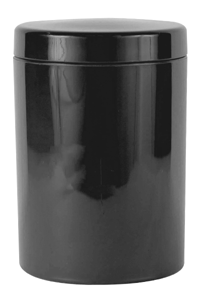 Canister - Storage Canister Ref 1090 - Black