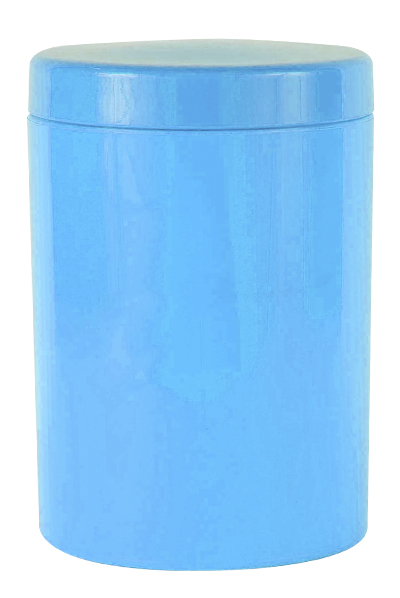 Canister - Storage Canister Ref 1090 - Cyan