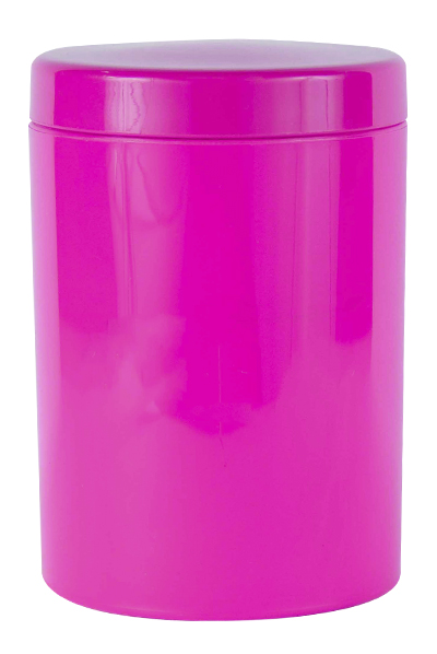 Canister - Storage Canister Ref 1090 - Magenta